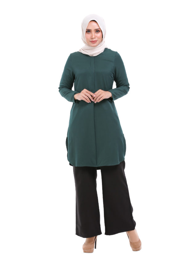 Dacla Blouse Green (1)