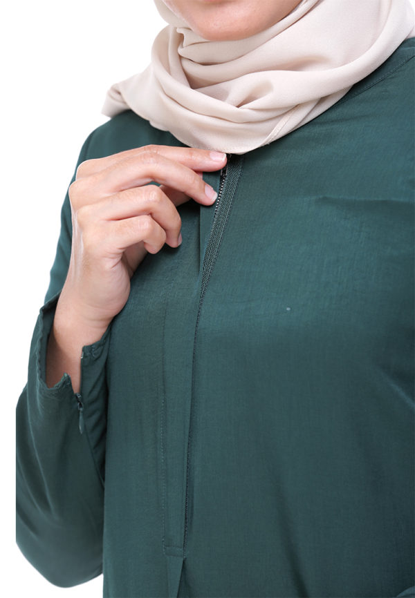 Dacla Blouse Green (2)