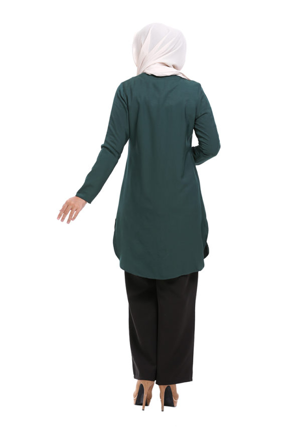 Dacla Blouse Green (4)