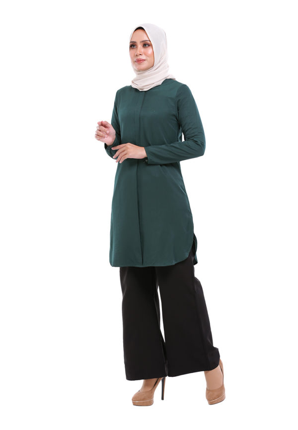 Dacla Blouse Green (5)