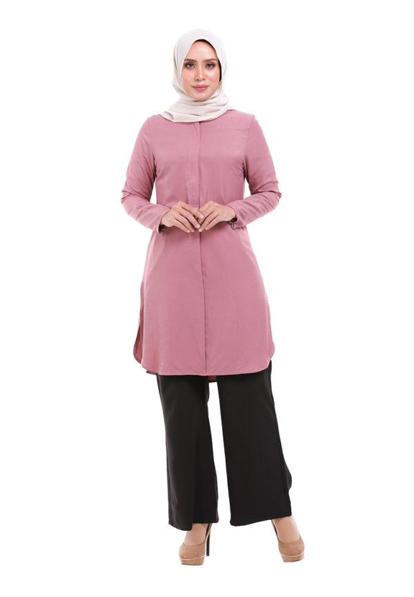 Dacla Blouse Pink (1)