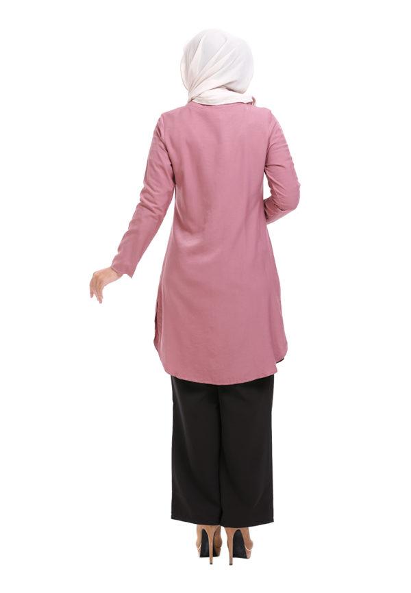 Dacla Blouse Pink (4)