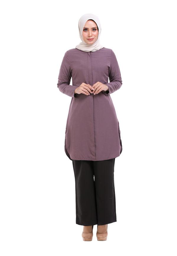 Dacla Blouse Purple (1)