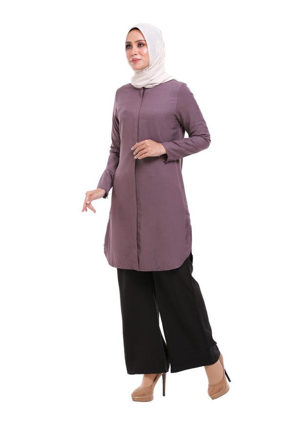 Dacla Blouse Purple (5)
