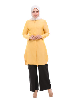 Dacla Blouse Yellow (1)