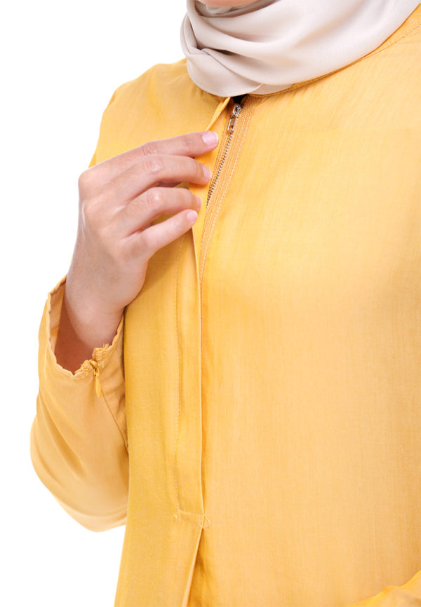 Dacla Blouse Yellow (3)