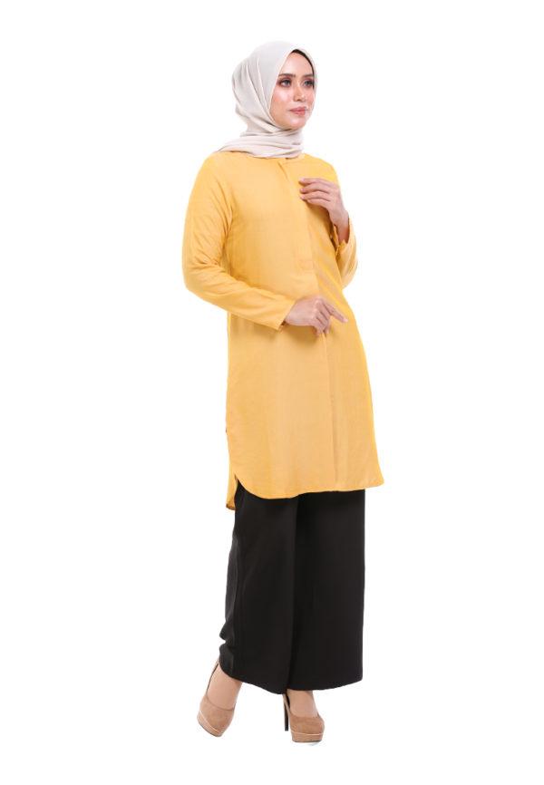 Dacla Blouse Yellow (5)
