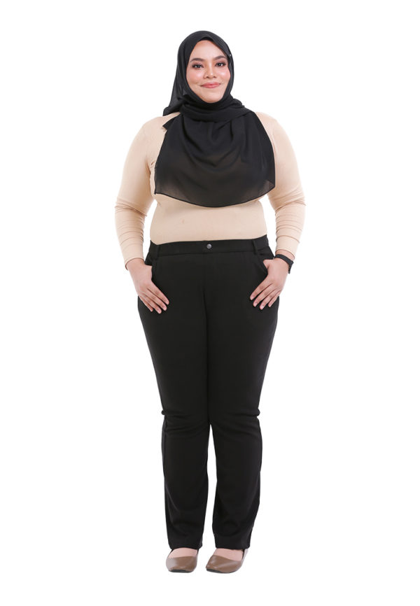 Deca Long Pants Black (1)