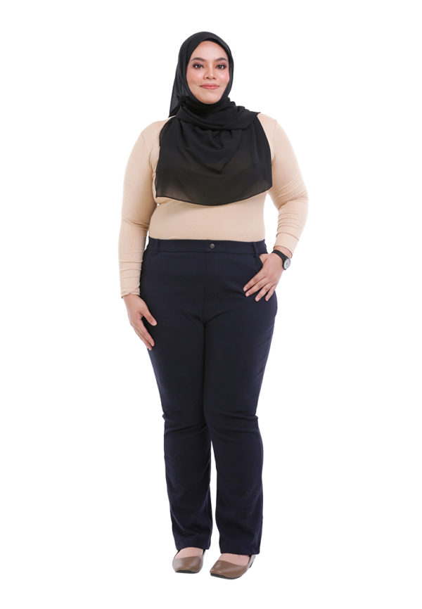 Deca Long Pants Navy Blue (1)