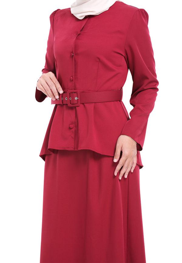 Meena Set Red (2)