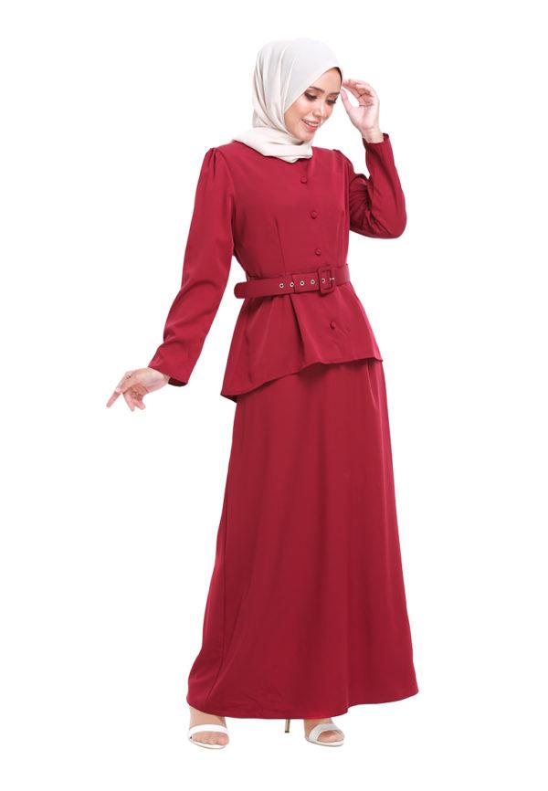 Meena Set Red (3)