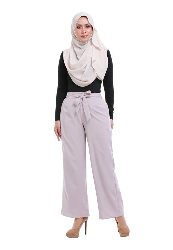 Queen Pants Light Grey (1)