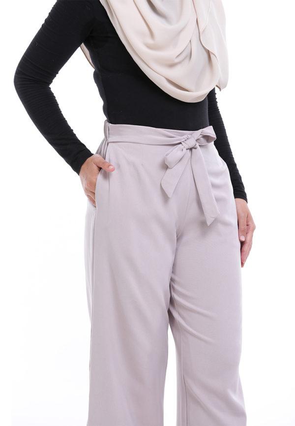Queen Pants Light Grey (2)
