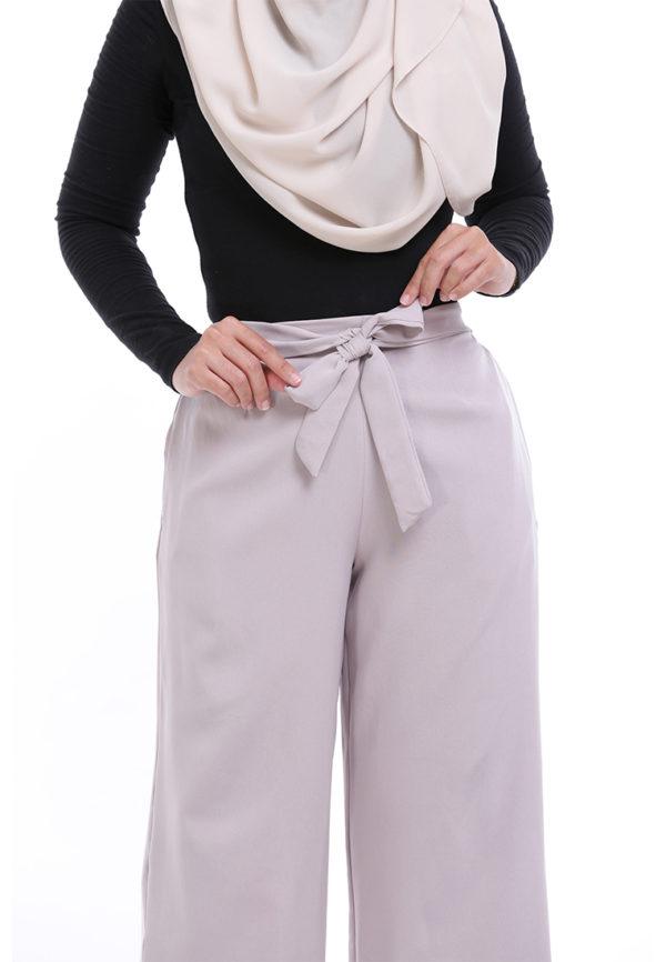Queen Pants Light Grey (3)