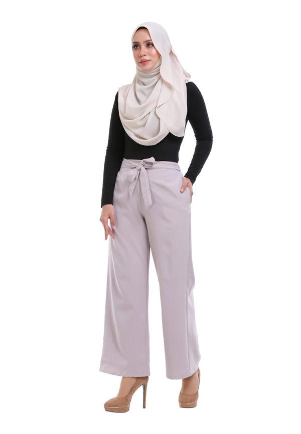 Queen Pants Light Grey (4)