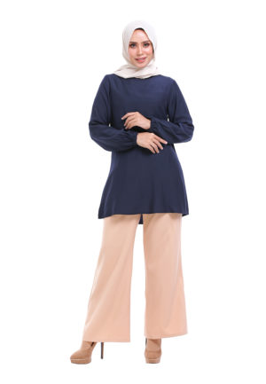 Sue Blouse Blue 1