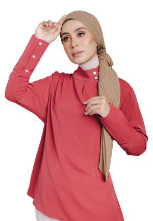 Fenda Blouse Pink 0002 Fz9a9570
