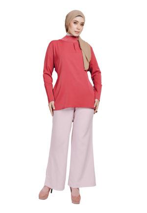Fenda Blouse Pink 0004 Fz9a9551